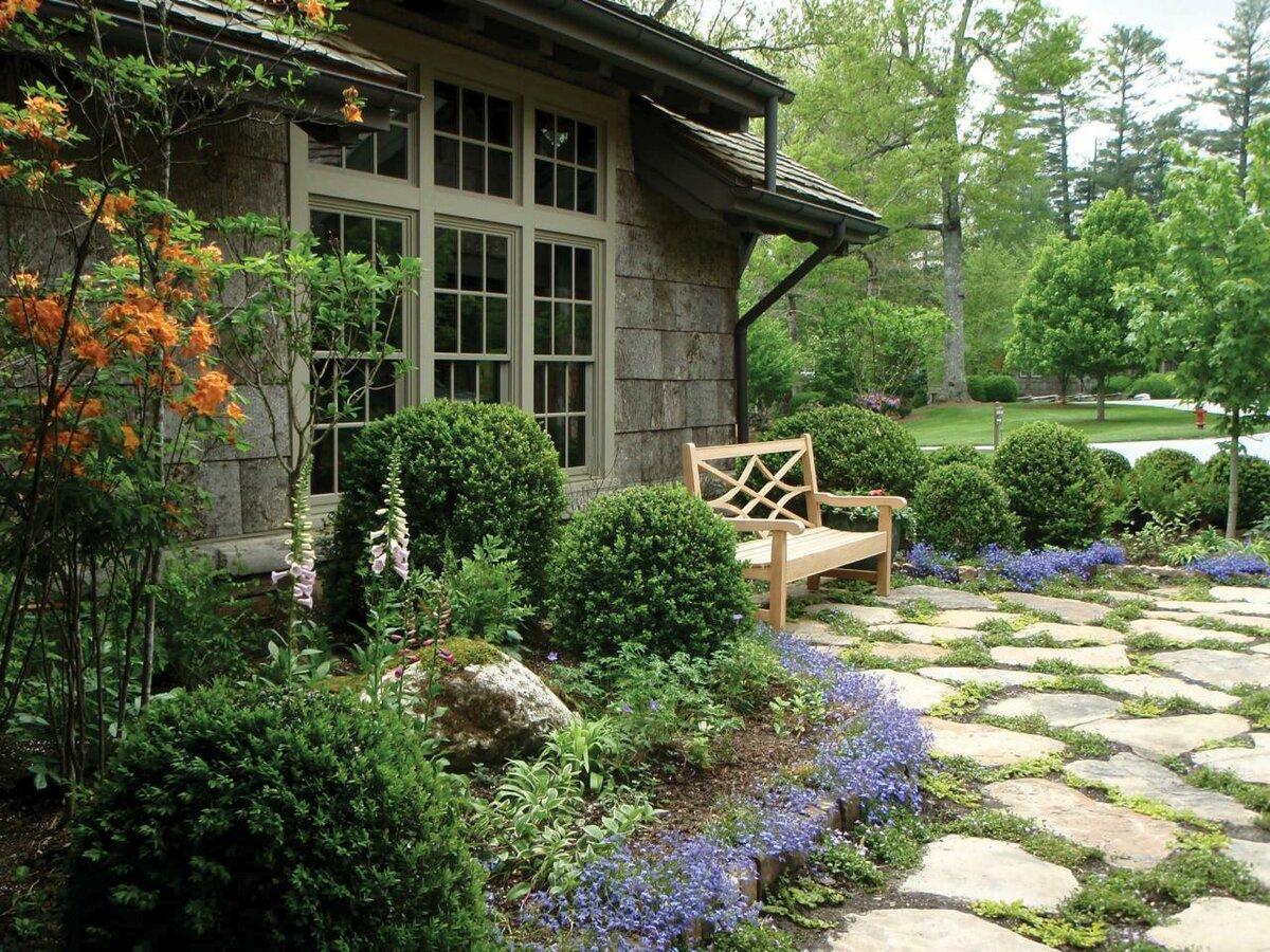 Естественный сад: уголок дикой природы на вашем участке