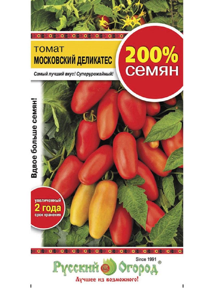 Томат московский деликатес: описание сорта, отзывы, урожайность