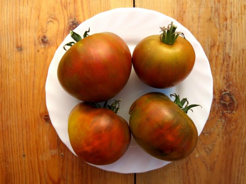 Заржавевшее сердце эверетта: описание уникального биколора, особенности агротехники томата