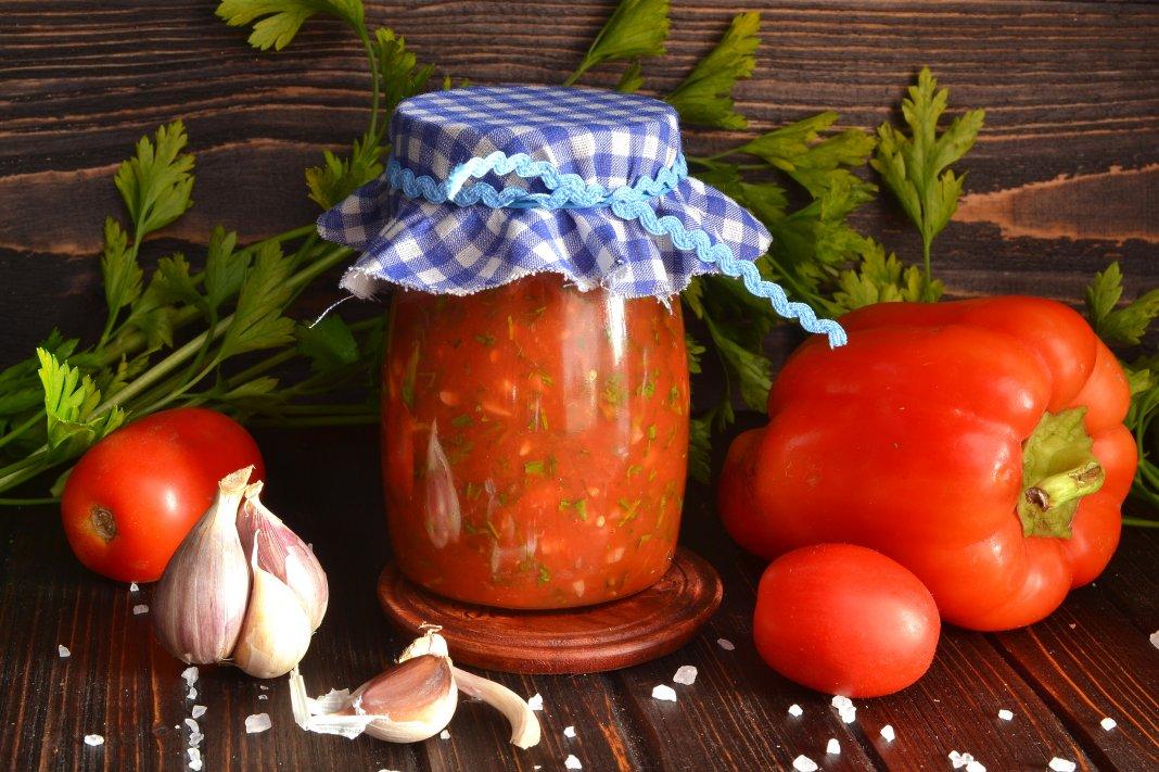 Болгарская лютеница: как ее готовить и есть