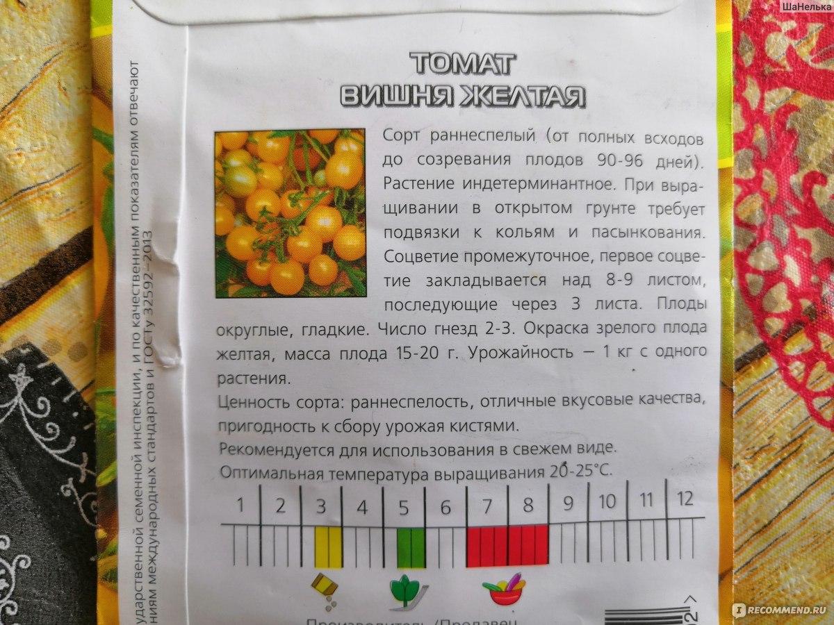 Сорта желтых томатов для теплиц и открытого грунта