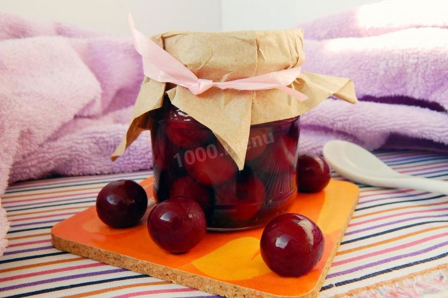Варенье пятиминутка из вишни (с косточками и без): рецепты, как приготовить