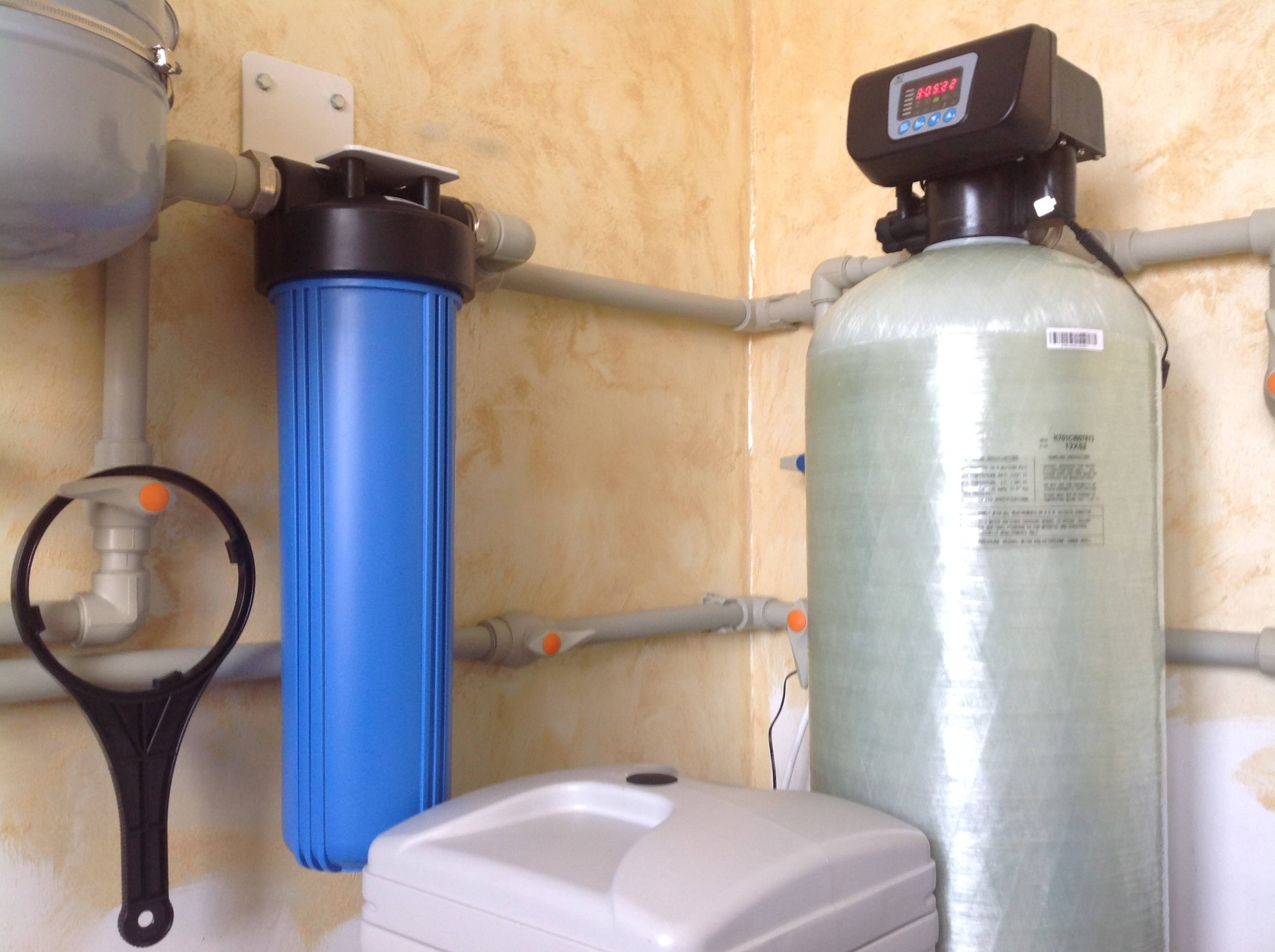 Выбор, установка и обслуживание картриджного фильтра для бассейна