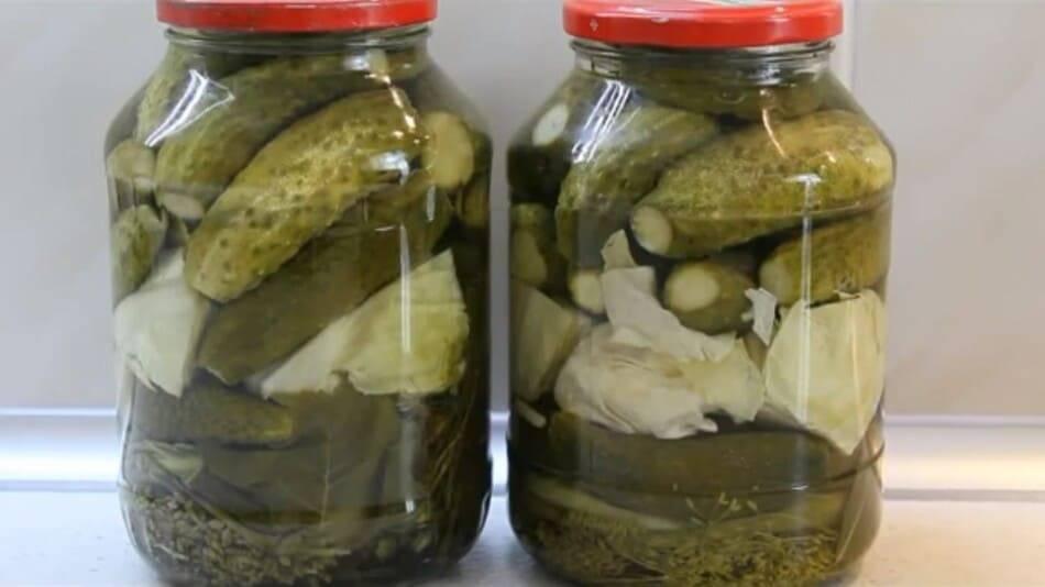 Острые огурцы на зиму: 16 рецептов приготовления консервации, условия хранения