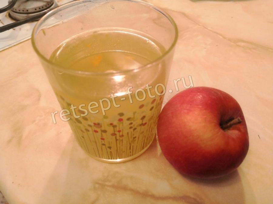 12 лучших рецептов приготовления компота из яблок и апельсинов на зиму