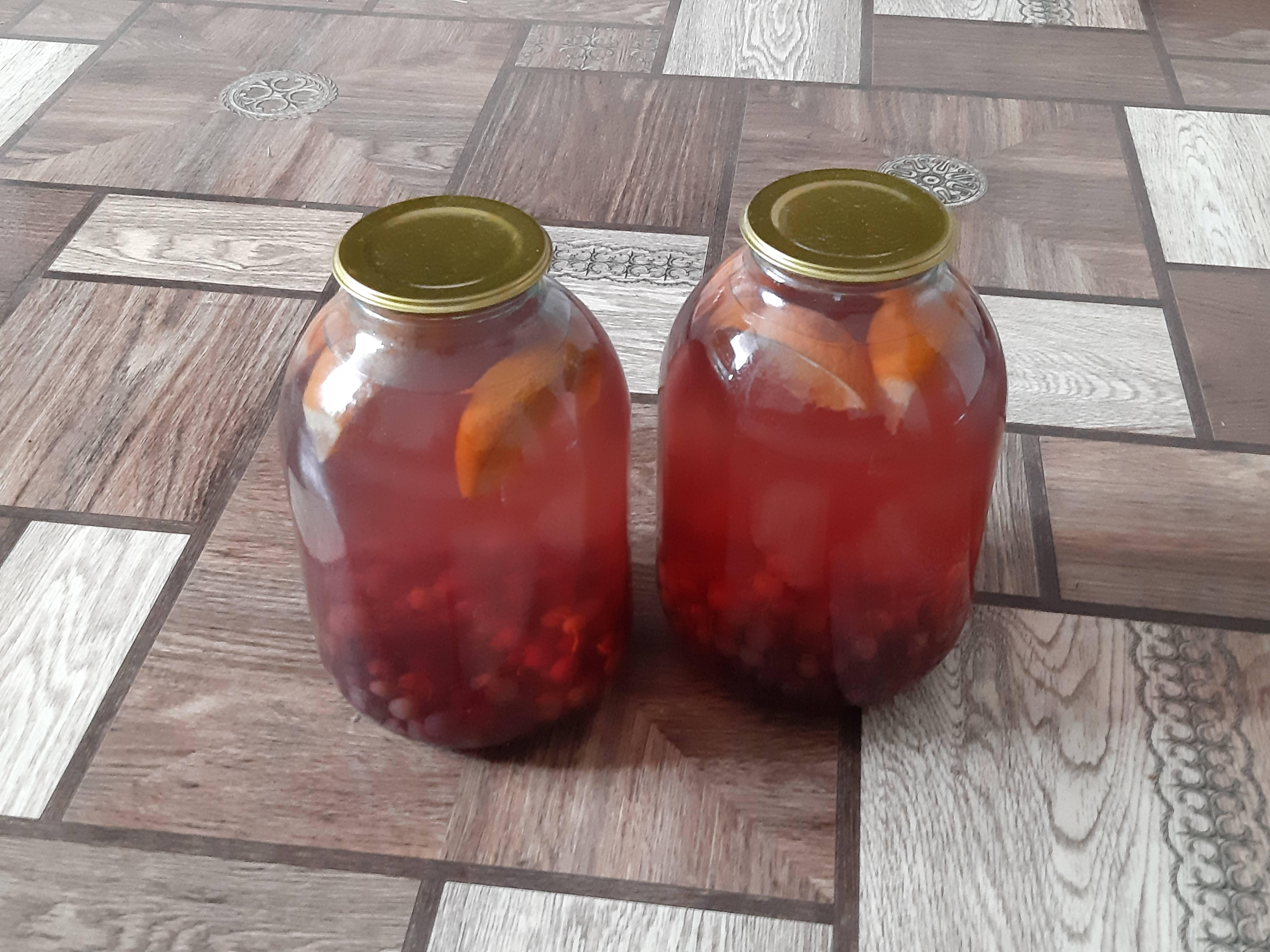 Компот из крыжовника с апельсином: рецепты на зиму с фото и видео
