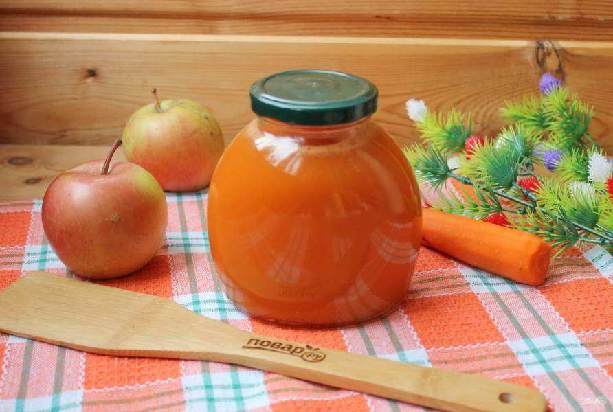 Яблочный сок на зиму в домашних условиях - простые рецепты