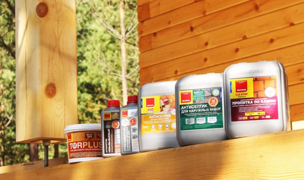Пропитка и защита деревянных изделий в саду