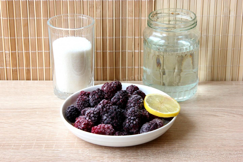 Варенье из ежевики: рецепты приготовления с картинками (с целыми ягодами, на зиму, «пятиминутка»)