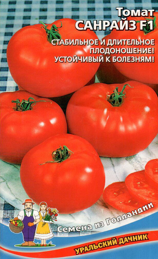 Описание томата Восход f1 и отзывы огородников