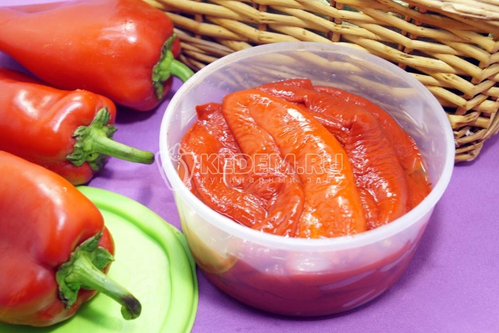 Болгарский перец на зиму: 20 простых пошаговых рецептов приготовления заготовки