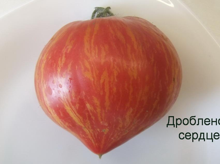 Характеристика томата Пылающее сердце и техника выращивания сорта