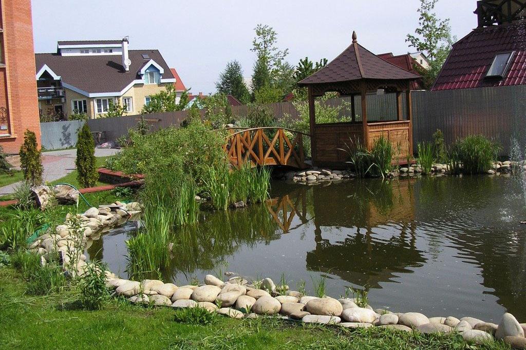 Очистка рек и водоемов - очистка озера от ила :: сибгидромехстрой