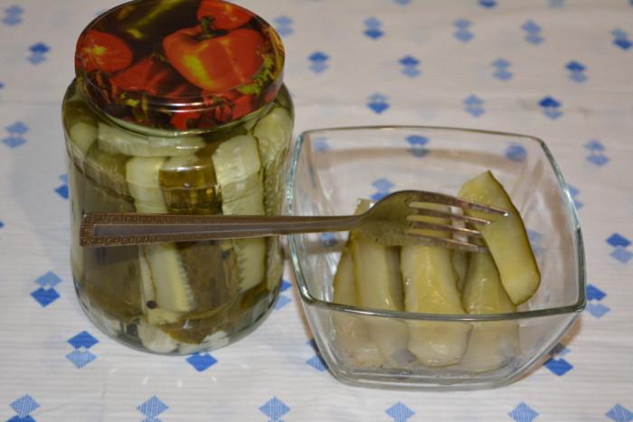 Рецепт заготовки на зиму огурцов Дамские пальчики, выбор и подготовка ингредиентов