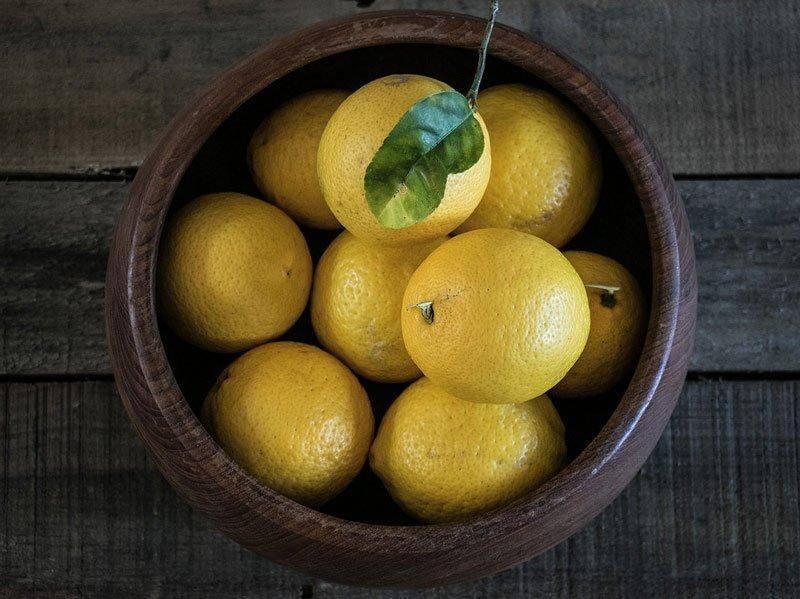 Как хранить лимоны в домашних условиях? замороженный лимон