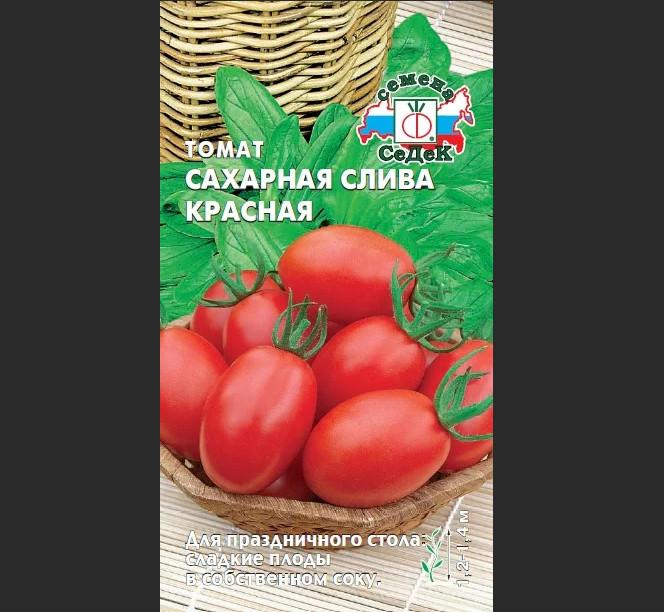 Томат сахарная слива малиновая: характеристика и описание сорта с фото