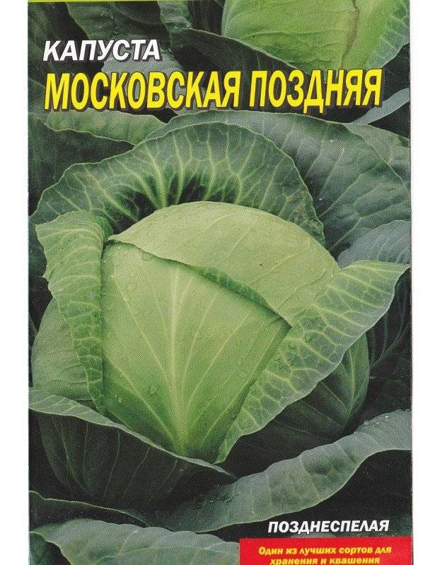 Капуста харьковская