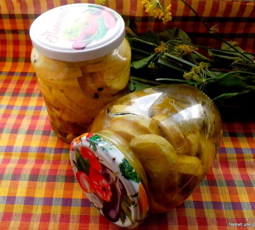 Рецепты маринования кабачков по-болгарски на зиму - всё про сады