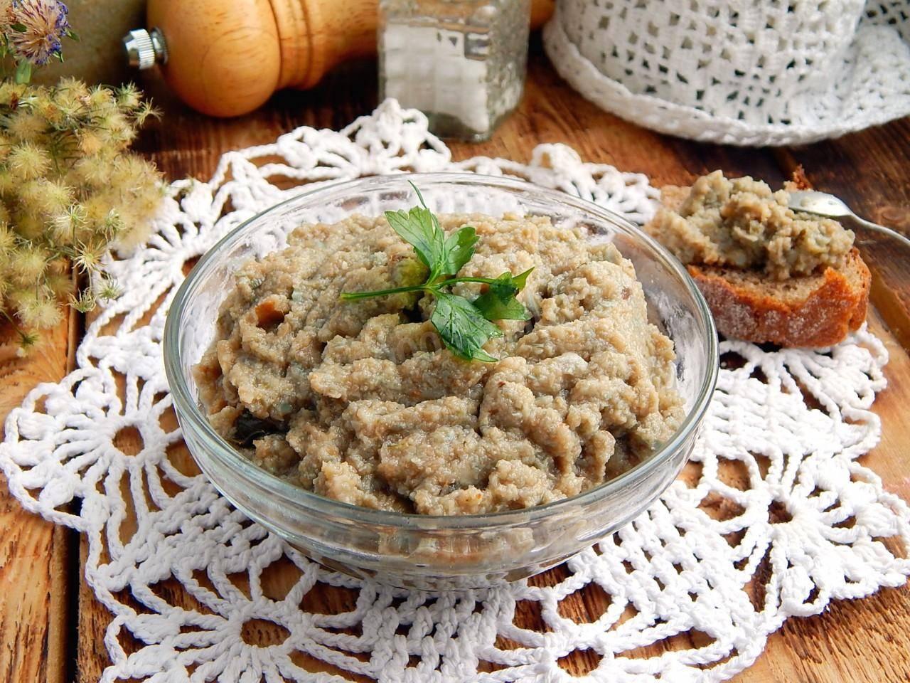 Рецепты приготовления икры из сухих, соленых и сырых груздей на зиму, хранение заготовок