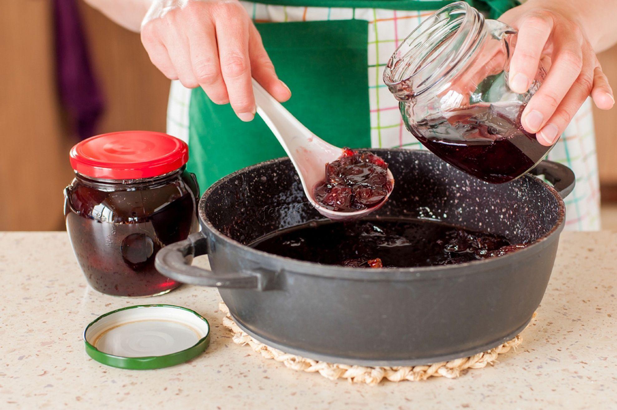 16 рецептов сливового варенья