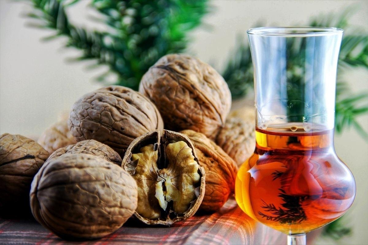 Листья грецкого ореха-использование