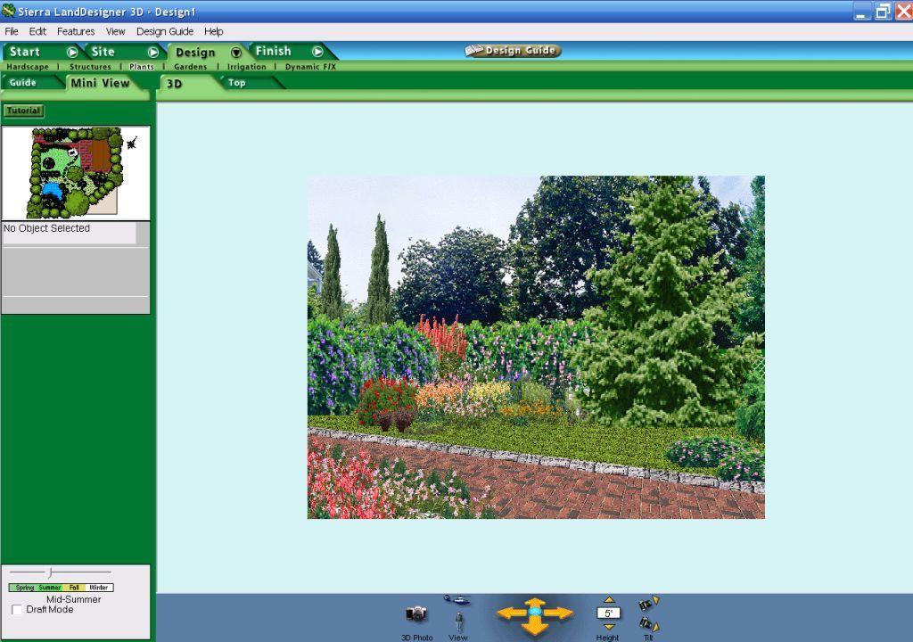 Sierra land designer 3d 7.0: скачать бесплатно на русском языке