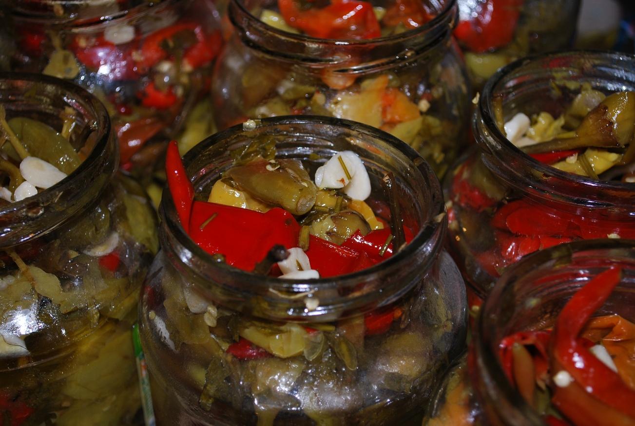 Маринованный перец рецепт заготовки перца на зиму-- 6 отличный рецептов