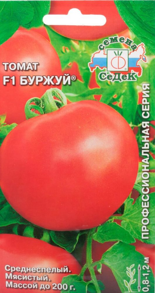 Описание томата Буржуй: особенности выращивания, урожайность