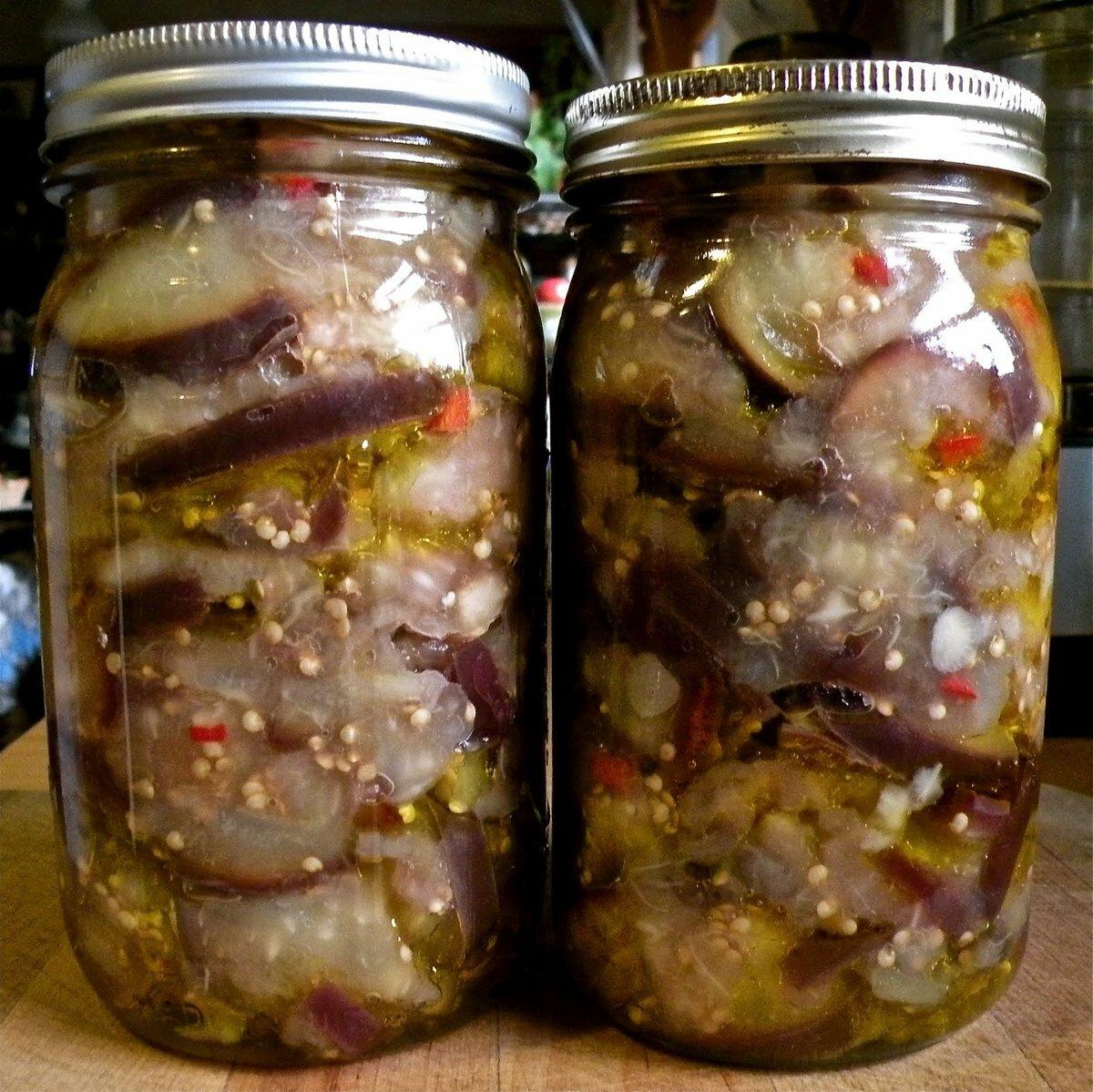 Салат десятка из баклажанов на зиму: пошаговые рецепты с фото