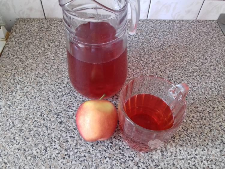 Готовим компот из яблок на зиму: 14 вкусных рецептов +отзывы