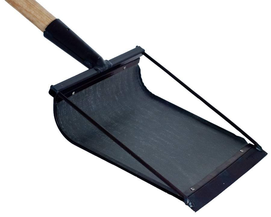 Лопата для уборки снега своими руками: варианты самодельных снегоуборочных лопат, инструкции по изготовлению