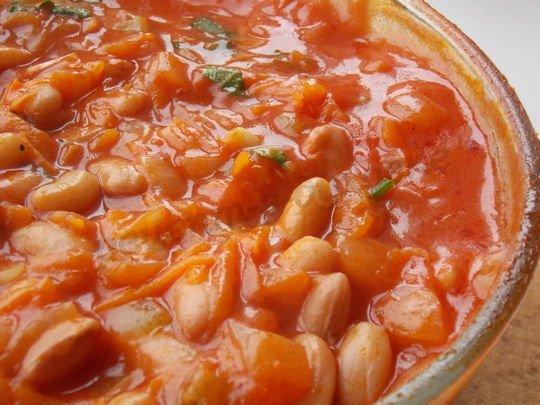 Фасоль в томате на зиму: рецепты консервирования как в магазине с фото