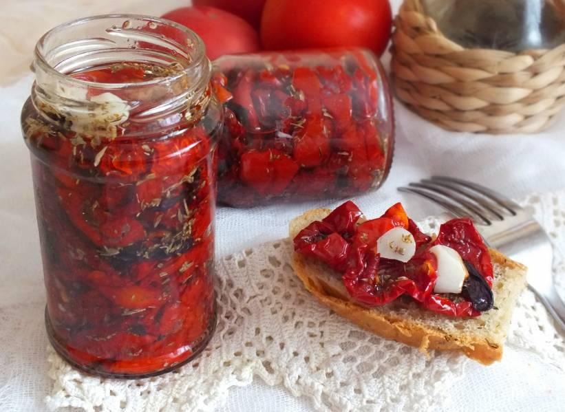 Вяленые помидоры: доступные рецепты для дома
