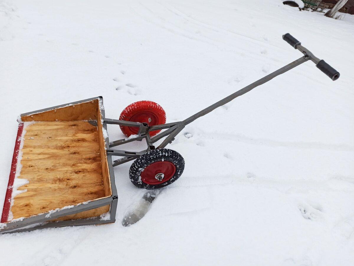 Делаем самодельный снегоуборщик своими руками - огород, сад, балкон - медиаплатформа миртесен