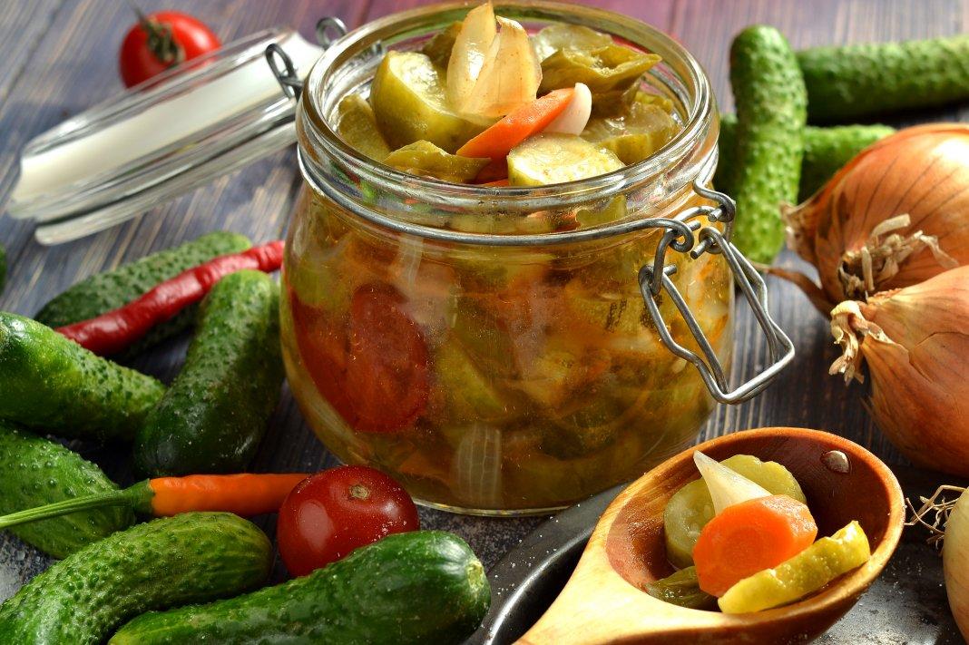 Как заквасить овощи на зиму - пошаговый рецепт с фото
