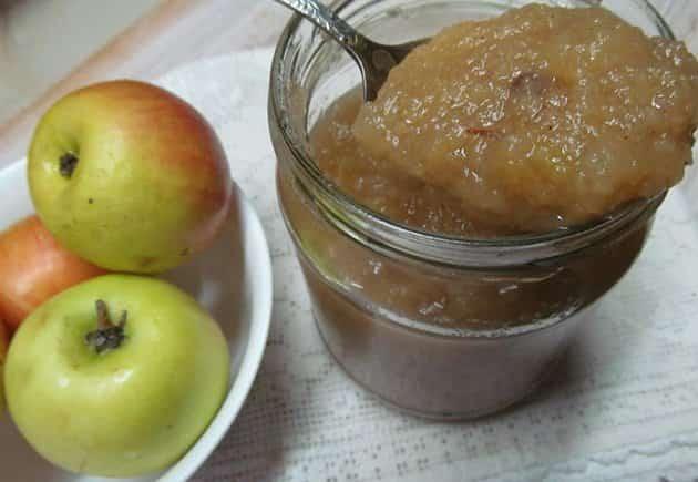 Рецепты приготовления яблочного пюре на зиму в домашних условиях