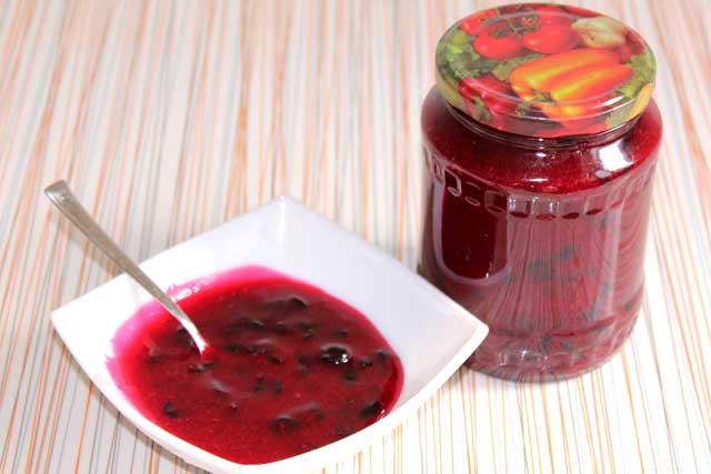 Рецепты заготовки соуса из красной смородины на зиму - всё про сады
