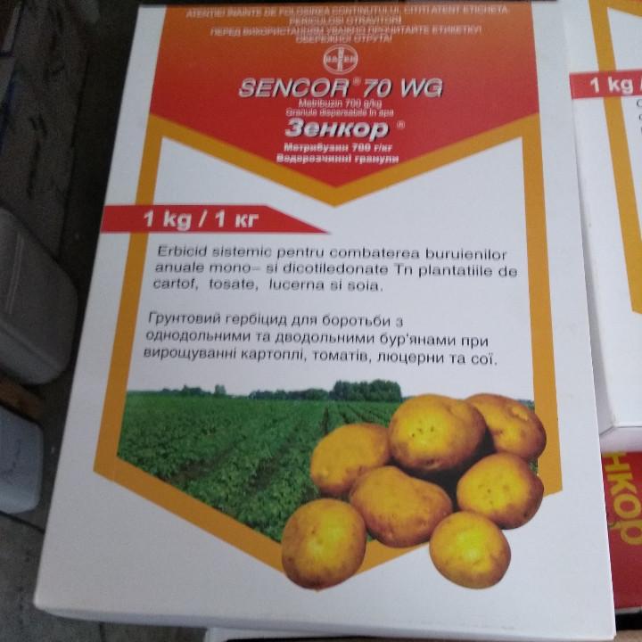 Зенкор для картофеля: инструкция по применению и дозировка