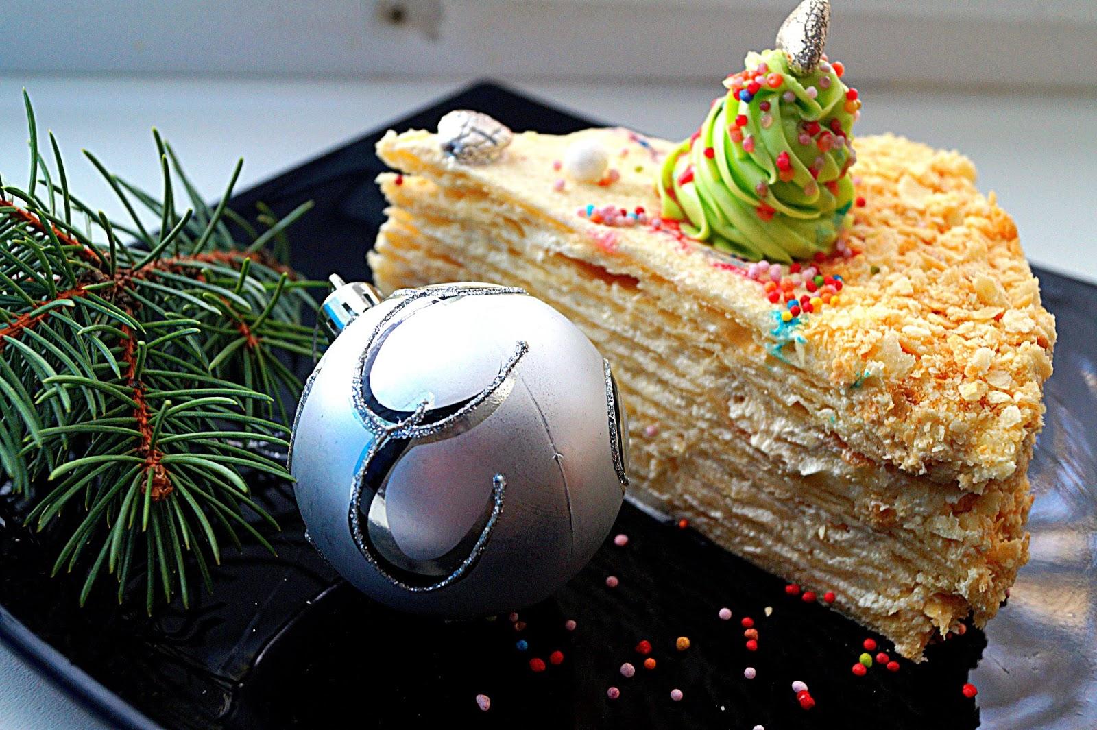 Бисквитный торт на новый 2021 год — простые рецепты вкусных и красивых домашних новогодних тортов
