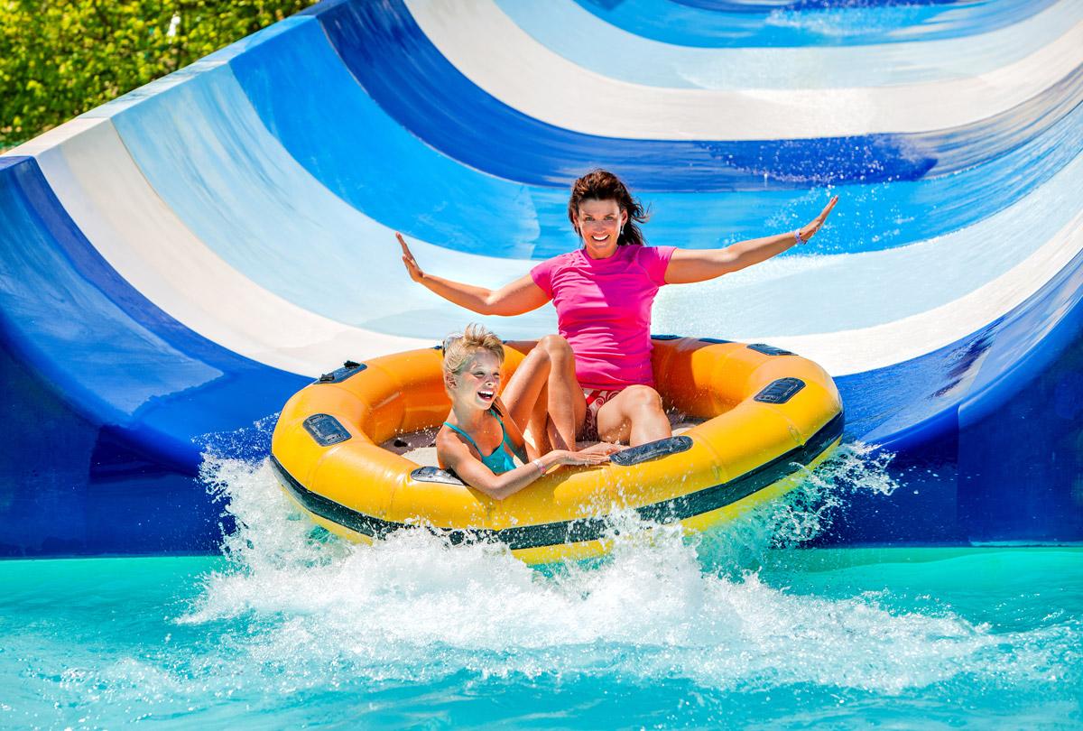Водные аттракционы для детей на даче: как выбрать, критерии безопасности, где установить, лучшие варианты и модели