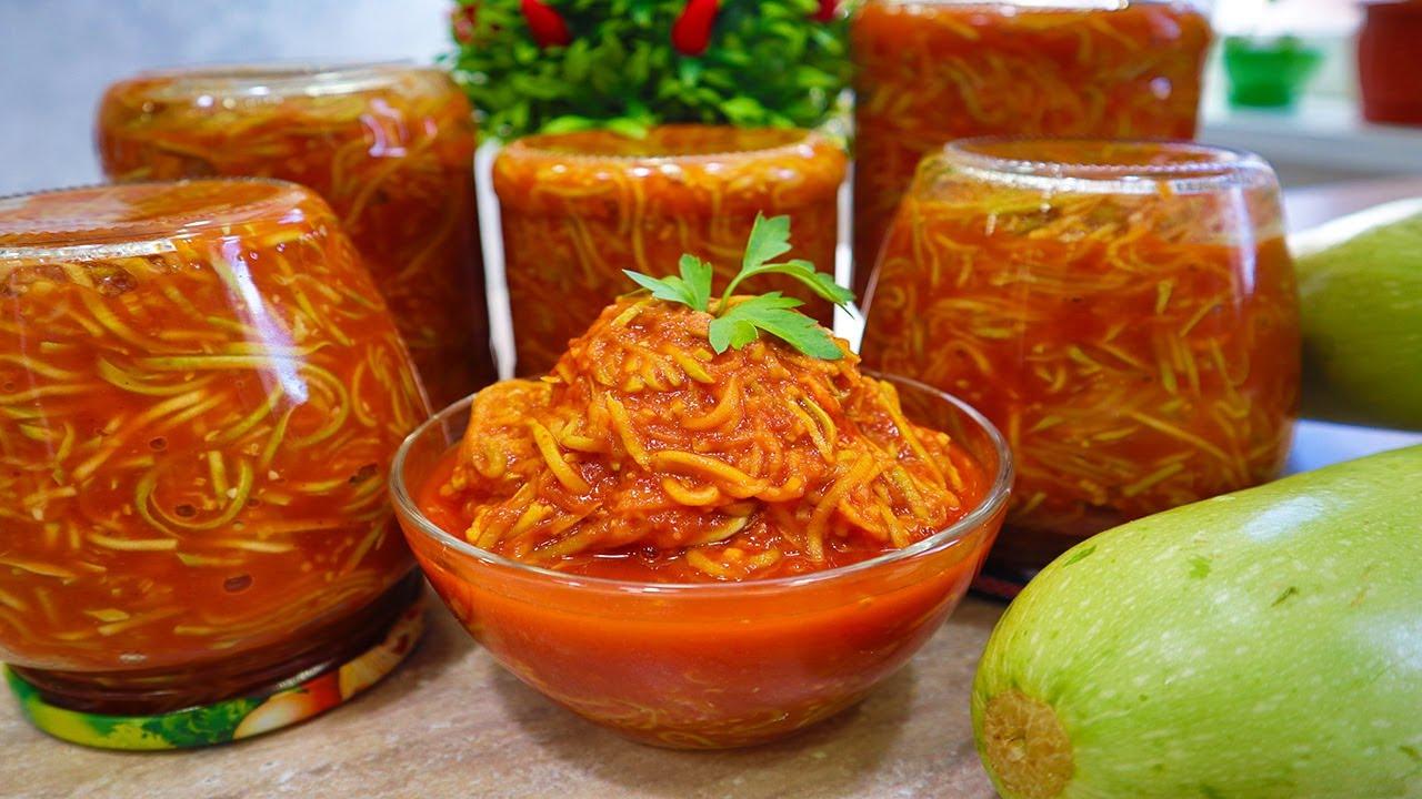 Заготовки на зиму из кабачков: 16 золотых рецептов приготовления в домашних условиях