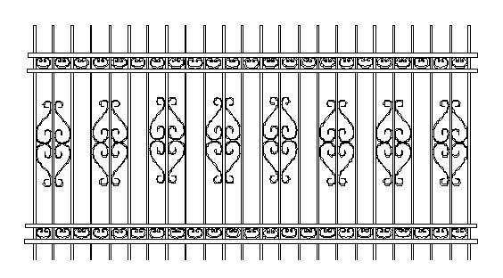 Кованые ажурные заборы: виды, преимущества, как сделать своими руками, изготовление декоративных элементов, секций, пошаговая инструкция