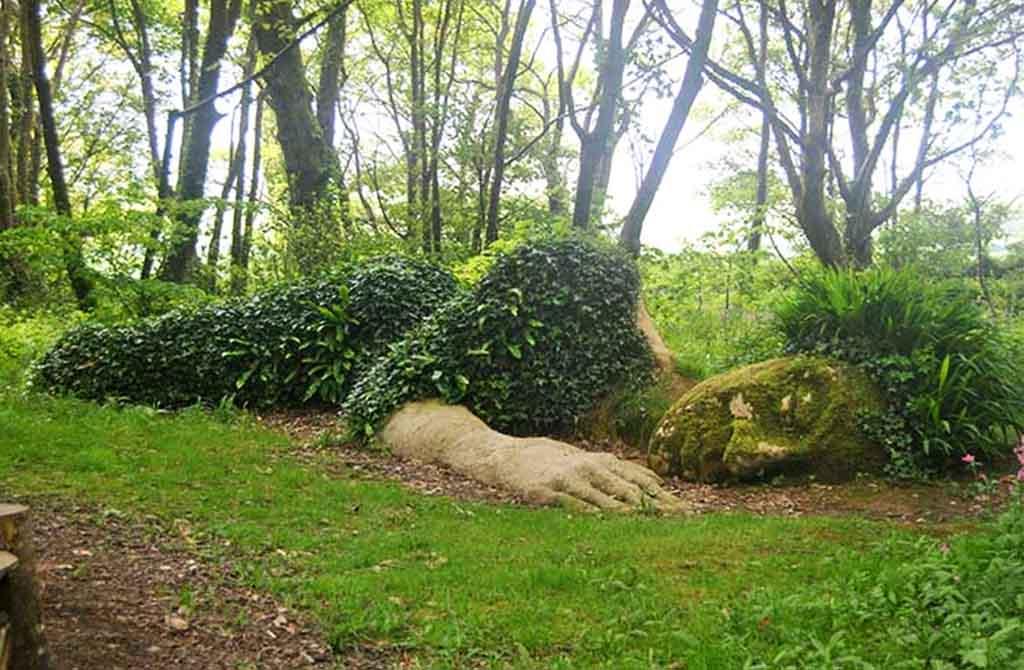 Затерянные сады хелигана, великобритания: фото, история, описание, как добраться