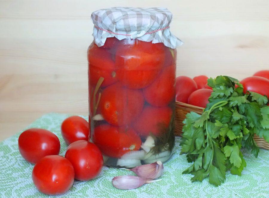 Любимые помидоры в желе: простые рецепты, необычный вкус — все в восторге!