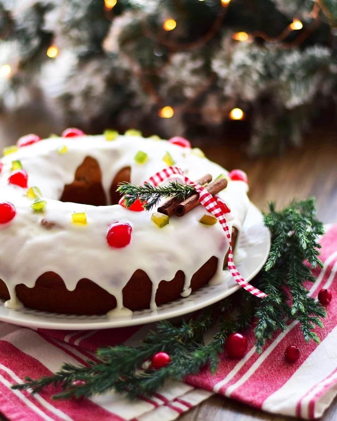 Рецепты с фото самых вкусных  и красивых новогодних тортов пошагово, в домашних условиях