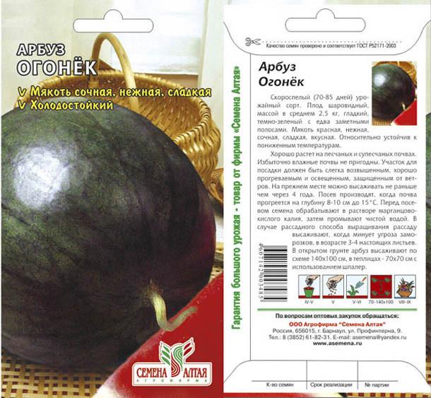 16 лучших сортов арбузов для открытого грунта: самые урожайные и сладкие сорта