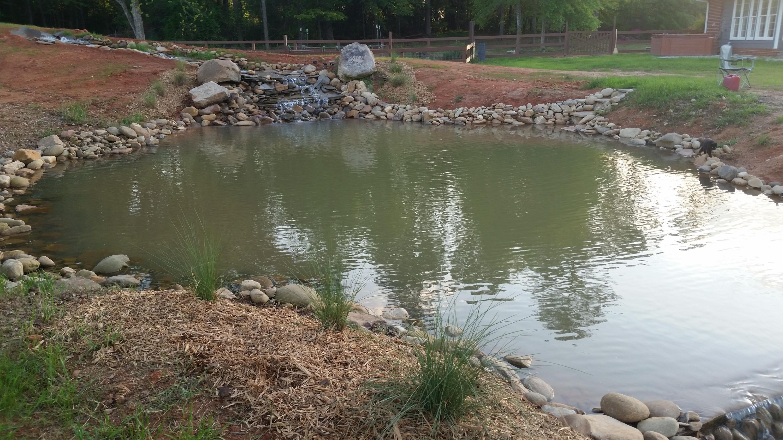 Уход за искусственными водоемами