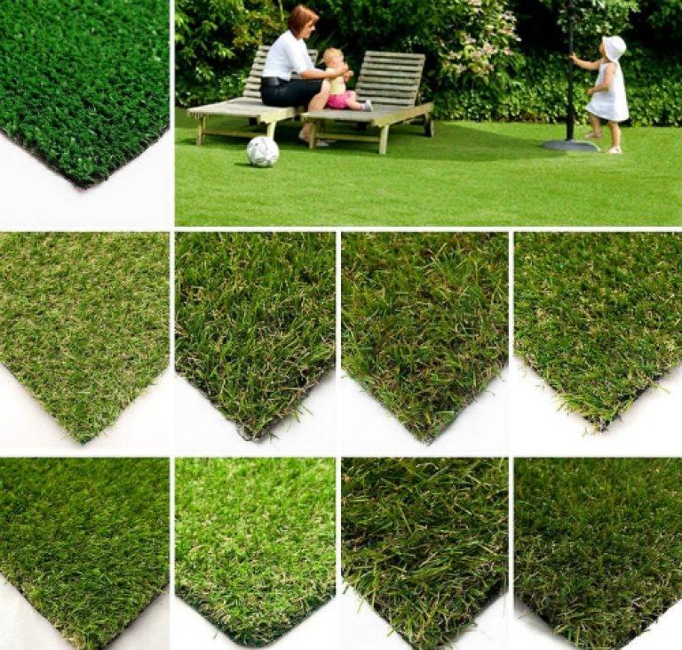 Как выбрать искусственный газон в интерьер или на дачу - виды покрытий, описание лучших и стоимость