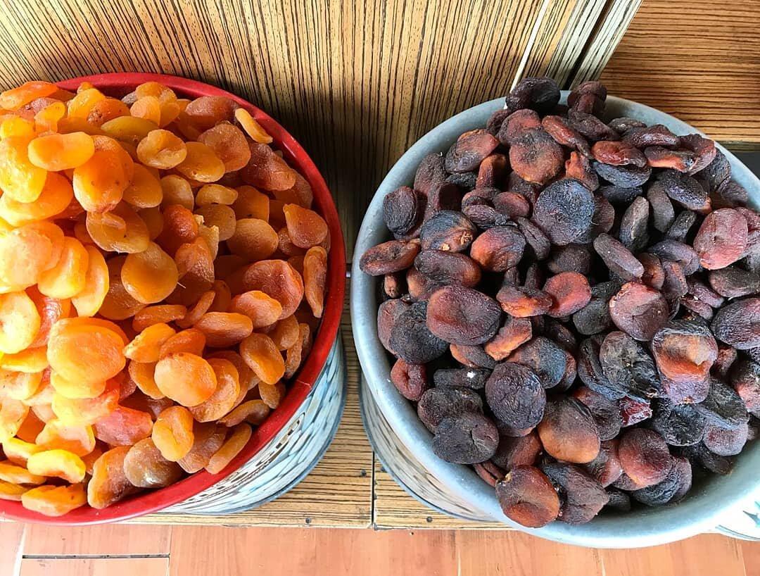 Сушеный абрикос: калорийность и состав, применение, технология приготовления