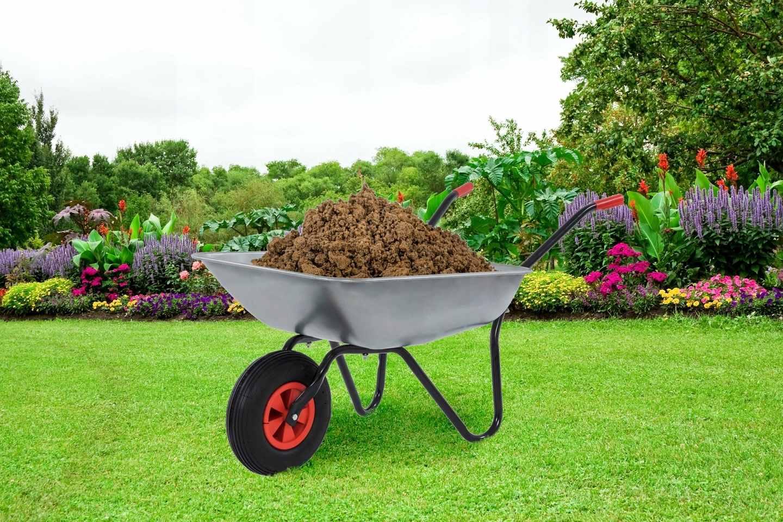 Выбираем тележку садово огородную или строительную на колесах - всё о землеводстве